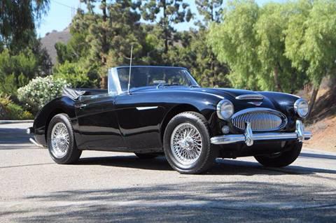 1965 Austin-Healey 3000 MkIII for sale in Thousand Oaks, CA