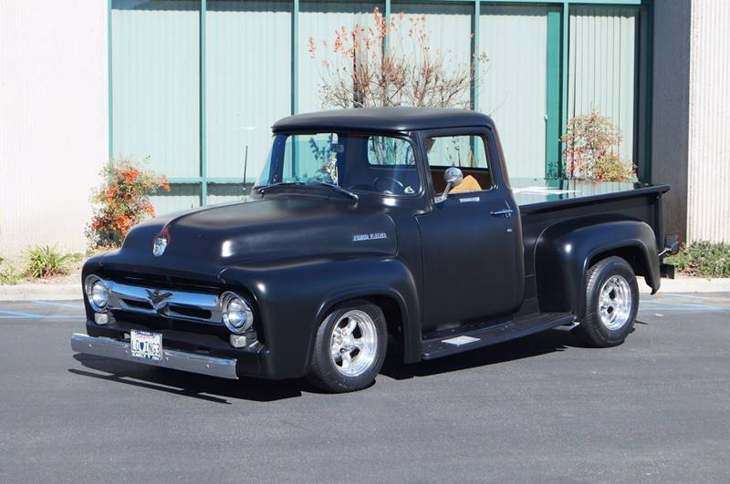 1956 Ford F-100 Custom In Thousand Oaks CA - Johnston Motorsports