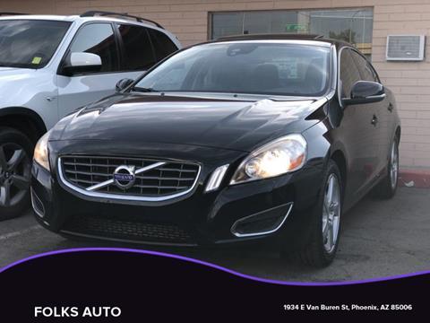 2012 Volvo S60 for sale in Phoenix, AZ