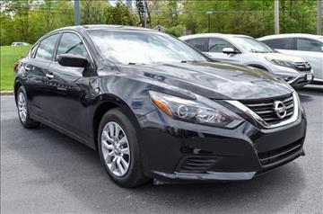 2016 Nissan Altima for sale in Goshen, NY
