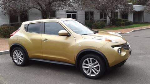 2014 Nissan JUKE for sale in Ludlow MA