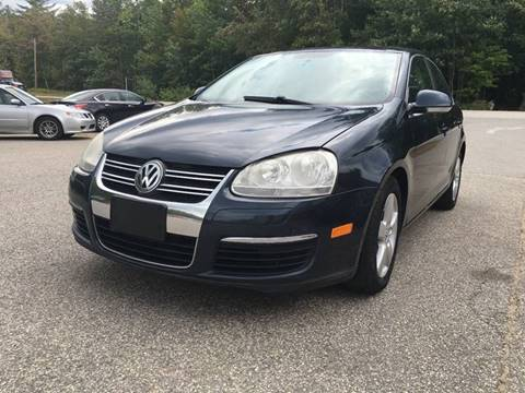 2008 Volkswagen Jetta for sale in Chichester, NH