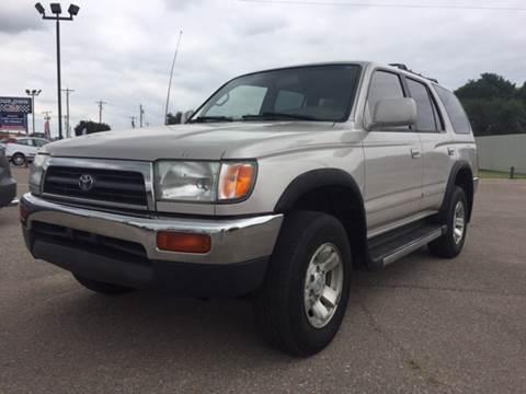 1998 Toyota 4Runner for sale in Wichita, KS