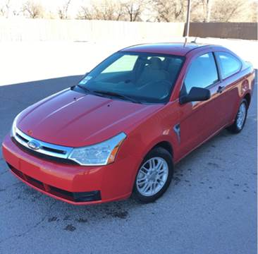 2008 Ford Focus for sale in Wichita, KS