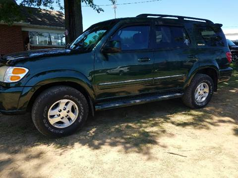 2001 Toyota Sequoia for sale in Georgetown, KY