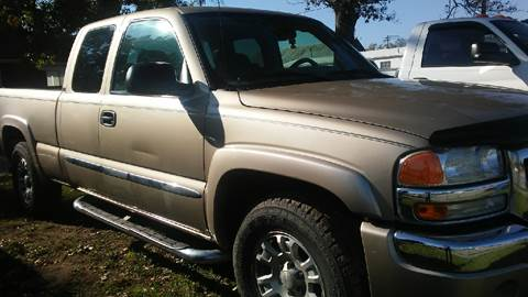 2005 GMC Sierra 1500 for sale in Georgetown, KY
