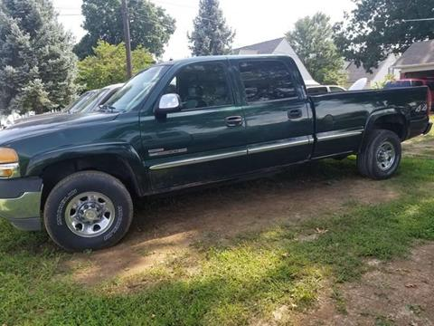 2001 GMC Sierra 2500HD for sale in Frankfort, KY