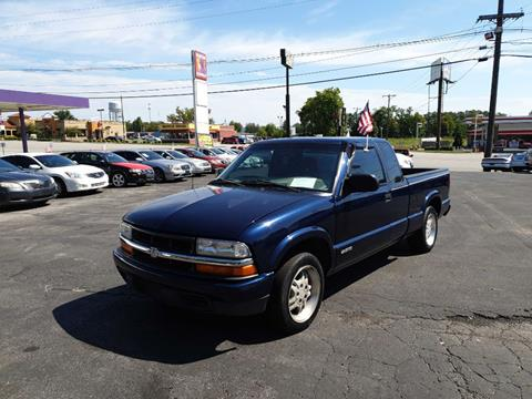 Used Trucks For Sale In Ky >> 2003 Chevrolet S 10 For Sale In Frankfort Ky