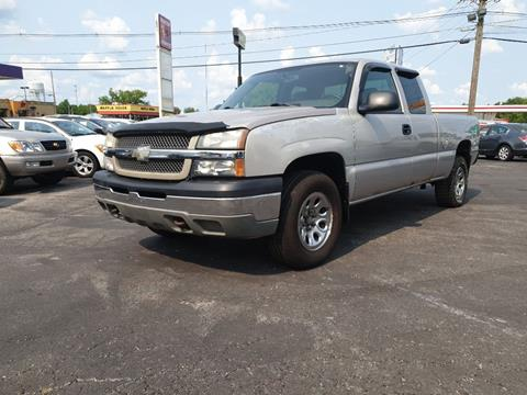 2005 Chevrolet Silverado 1500 >> 2005 Chevrolet Silverado 1500 For Sale In Frankfort Ky