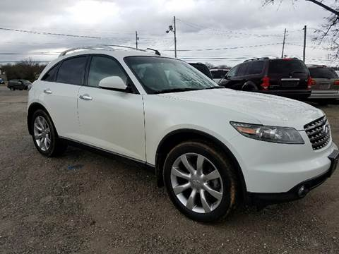 2005 Infiniti FX45 for sale in Georgetown, KY