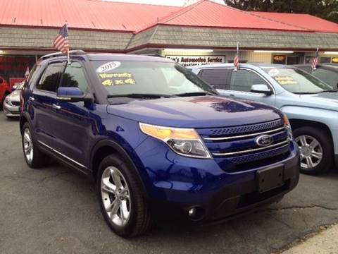 2015 Ford Explorer for sale in Port Jervis, NY