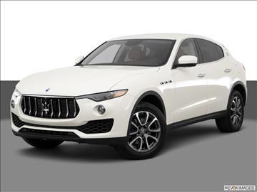 2017 Maserati Levante for sale in Pasadena, CA