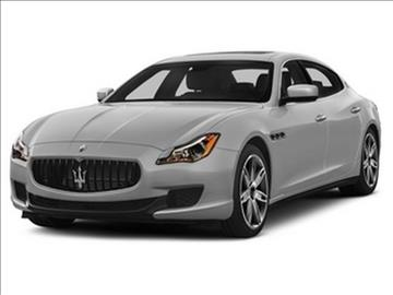 2015 Maserati Quattroporte for sale in Pasadena, CA