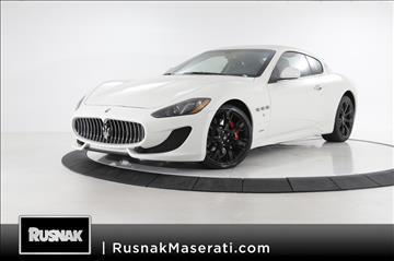 2017 Maserati GranTurismo for sale in Pasadena, CA
