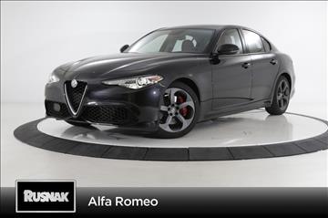 2017 Alfa Romeo Giulia for sale in Pasadena, CA