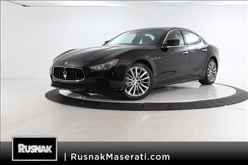 2016 Maserati Ghibli for sale in Pasadena, CA