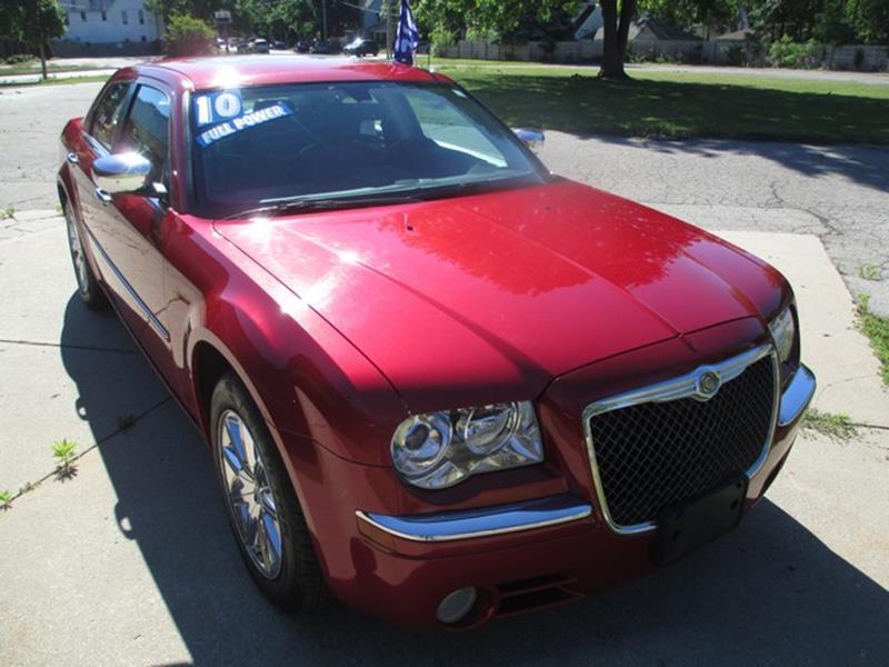 Chrysler Limited Dr Sedan In Grand Rapids MI WSG Auto - Grand rapids chrysler