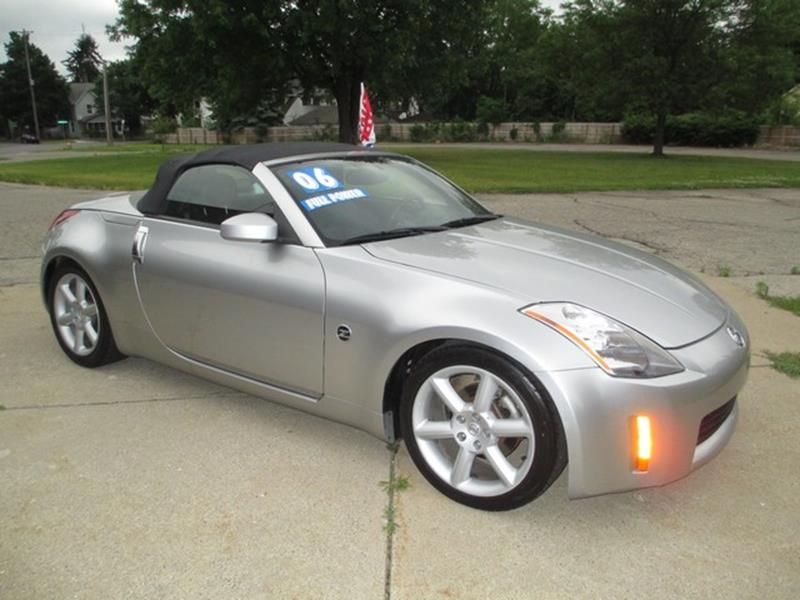 2004 nissan 350z touring 2dr roadster in grand rapids mi wsg auto sales llc. Black Bedroom Furniture Sets. Home Design Ideas