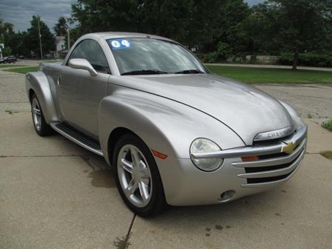 2004 Chevrolet SSR for sale in Grand Rapids, MI