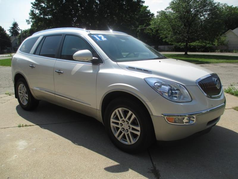 Buick Enclave Convenience Dr Crossover In Grand Rapids MI - Grand buick grand rapids