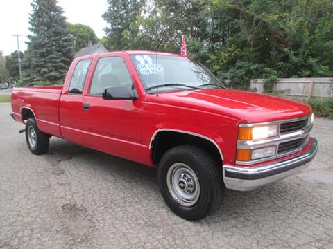 1999 Chevrolet C/K 2500 Series for sale in Grand Rapids, MI