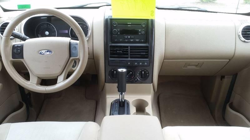 2007 Ford Explorer XLT 4dr SUV 4WD V6 - Derry NH