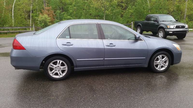 2007 Honda Accord Special Edition 4dr Sedan (2.4L I4 5A) - Derry NH