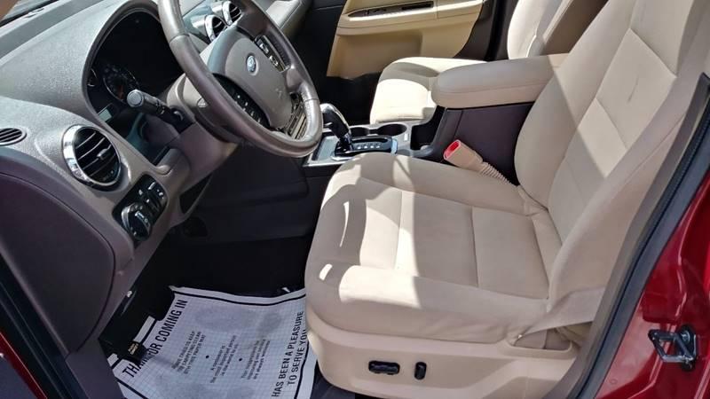 2008 Ford Taurus X SEL 4dr Wagon - Derry NH