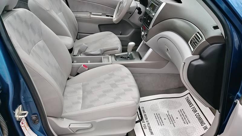 2010 Subaru Forester AWD 2.5X Premium 4dr Wagon 4A - Derry NH