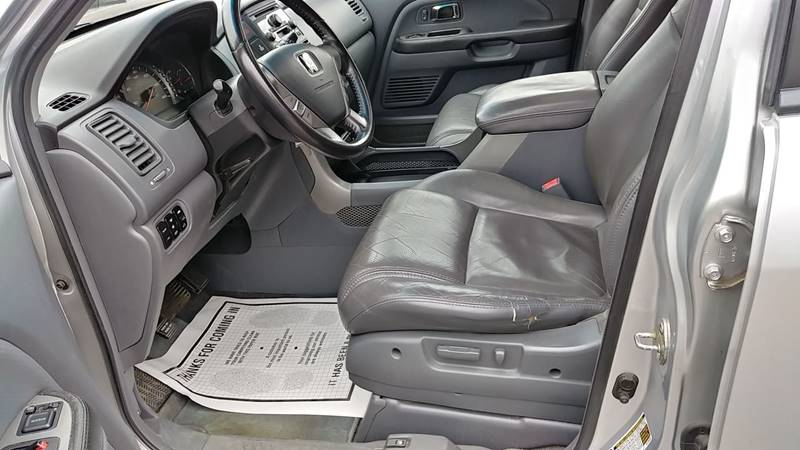 2005 Honda Pilot 4dr EX-L 4WD SUV w/Leather - Derry NH
