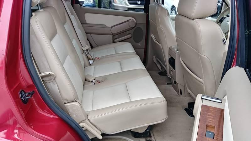 2007 Ford Explorer Eddie Bauer 4dr SUV 4WD V6 - Derry NH