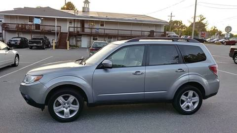 2009 Subaru Forester for sale in Derry, NH
