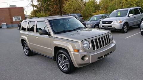2010 Jeep Patriot for sale in Derry, NH