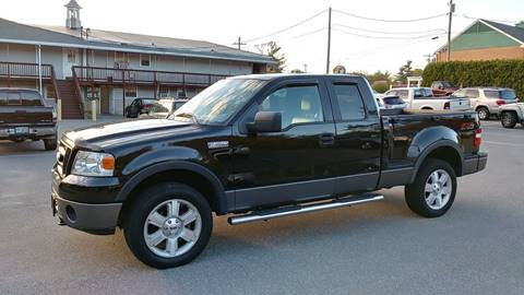 2006 Ford F-150 for sale in Derry, NH