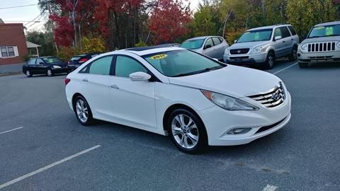 2011 Hyundai Sonata for sale in Derry, NH