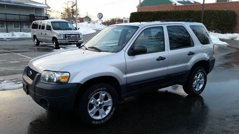 2007 Ford Escape for sale in Derry, NH