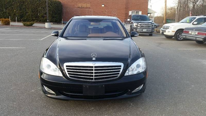 2007 Mercedes-Benz S-Class AWD S 550 4MATIC 4dr Sedan - Derry NH