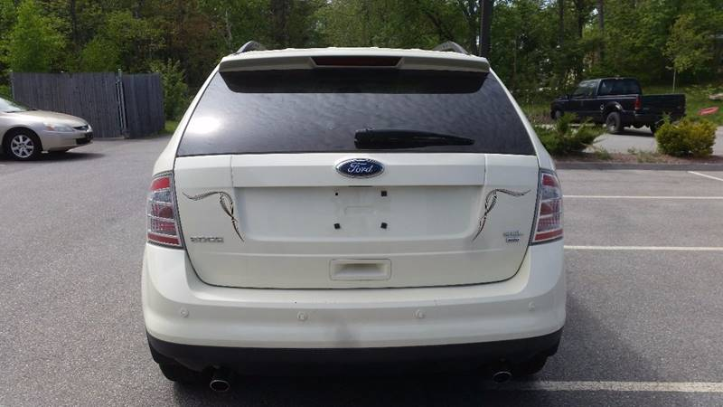 2008 Ford Edge SEL AWD 4dr Crossover - Derry NH