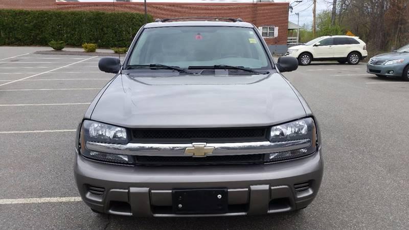 2007 Chevrolet TrailBlazer LS 4dr SUV 4WD - Derry NH