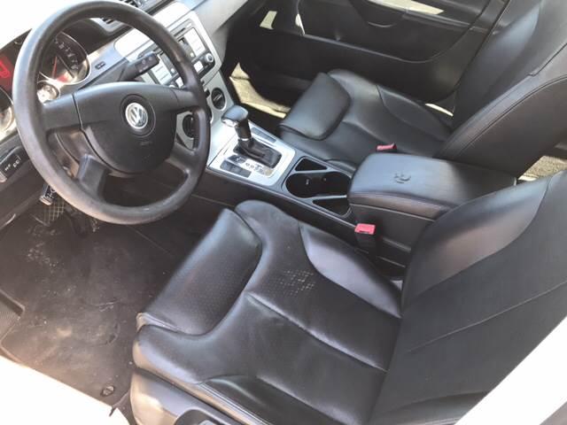 2007 Volkswagen Passat 4dr Sedan (2L I4 6A) - Denison TX