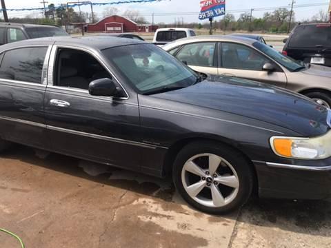 2002 Lincoln Town Car For Sale In Flagstaff Az Carsforsale Com