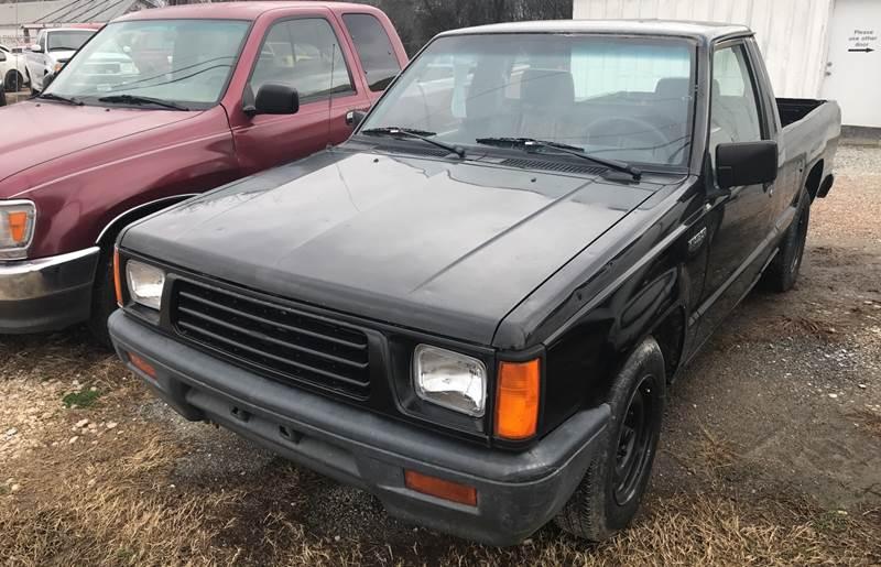 Mitsubishi Mighty Max Pickup 1994 Base 2dr Standard Cab SB