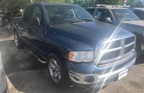 2003 Dodge Ram Pickup 1500 for sale in Denison, TX