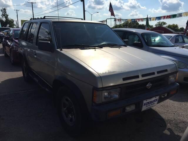 1994 Nissan Pathfinder 4dr XE 4WD SUV - Denison TX