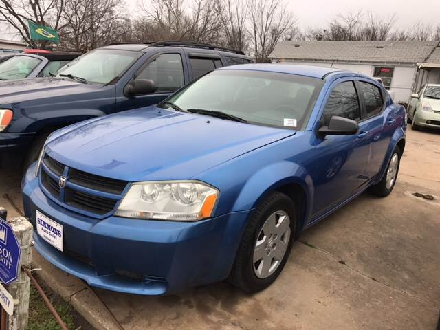 2008 Dodge Avenger SE 4dr Sedan - Denison TX
