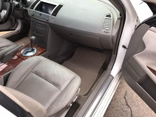 2004 Nissan Maxima 3.5 SE 4dr Sedan - Denison TX