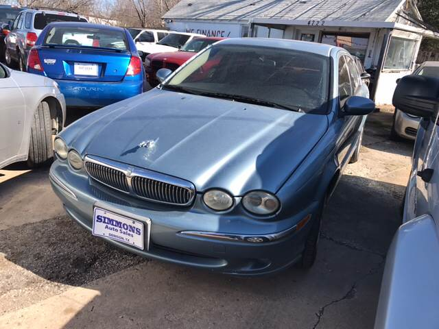2004 Jaguar X-Type AWD 3.0 4dr Sedan - Denison TX