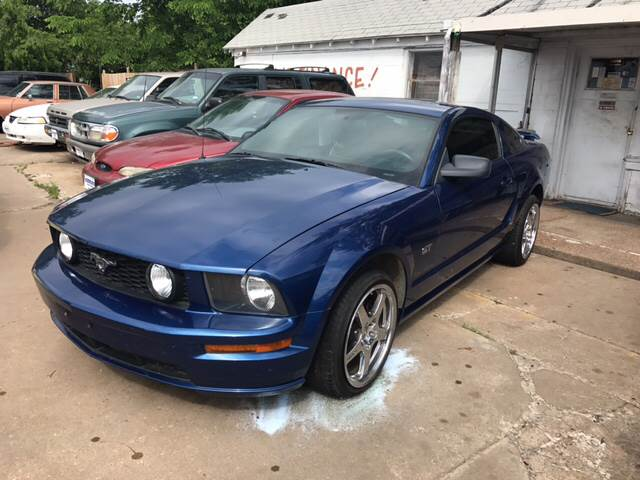 2007 Ford Mustang GT Premium 2dr Coupe - Denison TX