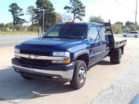 2002 Chevrolet Silverado 3500 for sale in Springdale, AR