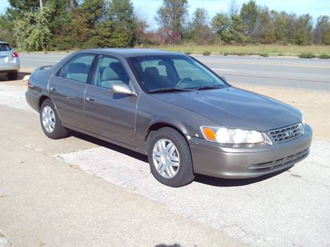 2001 Toyota Camry for sale in Springdale, AR
